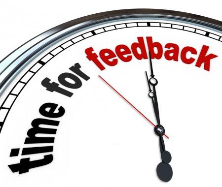 time-feedback